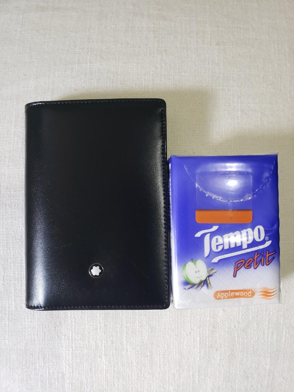 搬屋清櫃🈹️Mont Blanc Card Holder #MTRtko