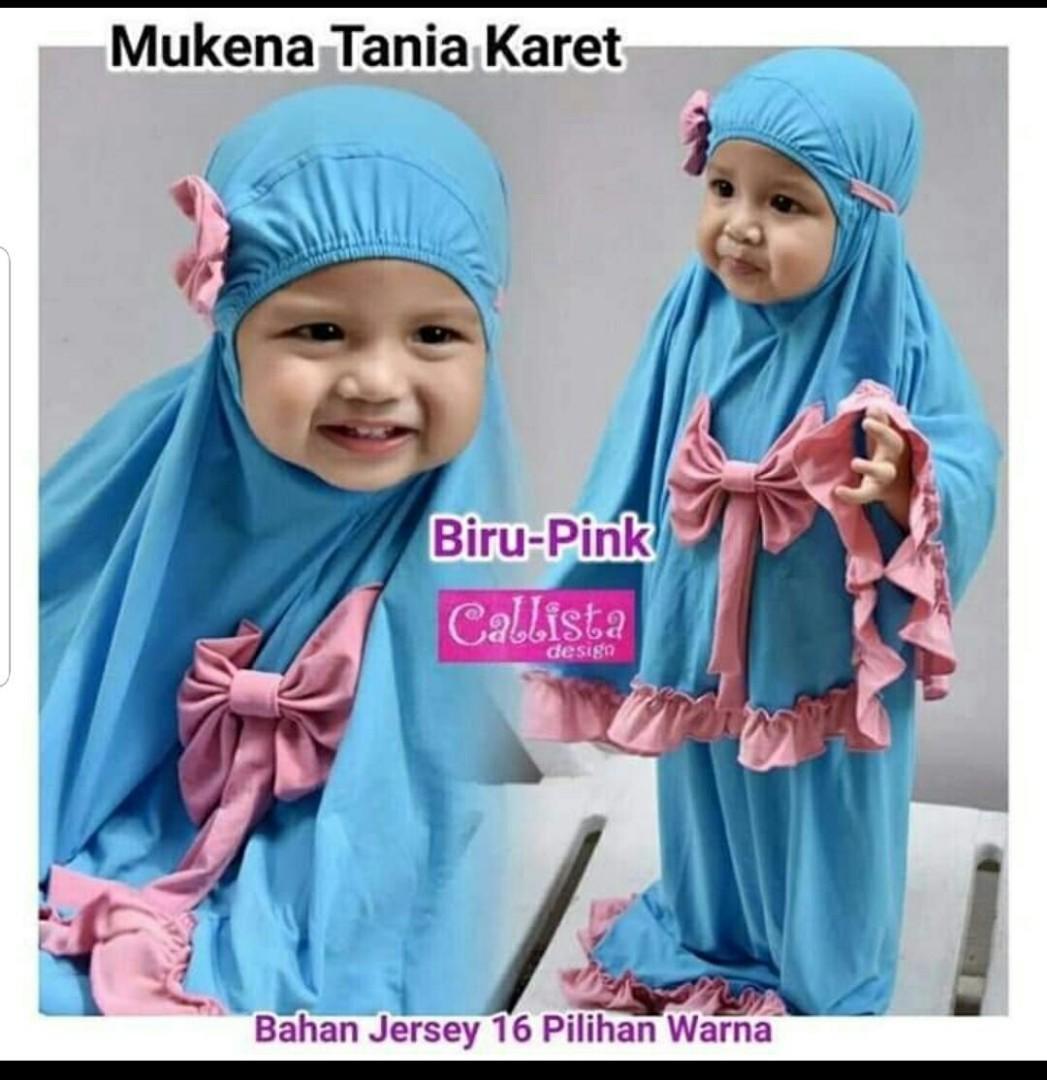 Mukena anak 1-2y