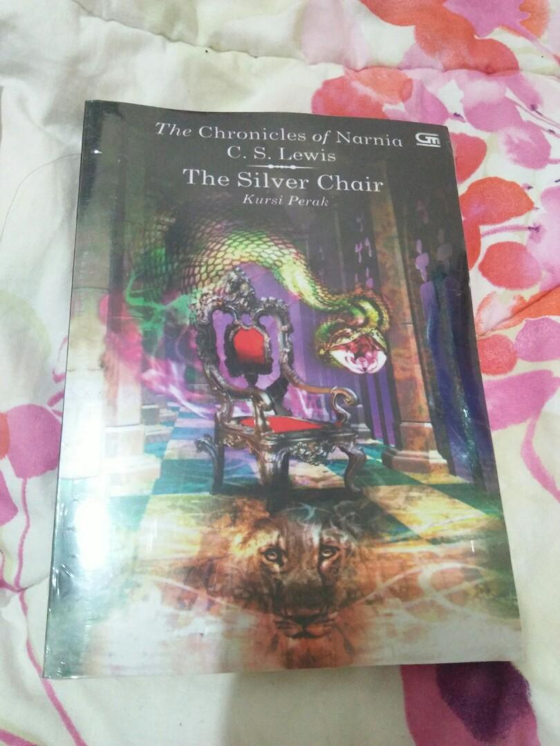 [NEW] Novel The Chronicles of Narnia collection series 1 - 7