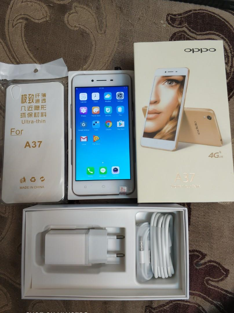 OPPO A37 16GB +32GB MEMORY CARD