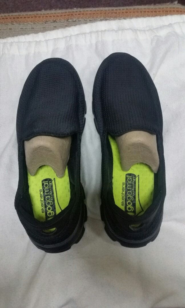 Original skechers goga mat shoes. GO
