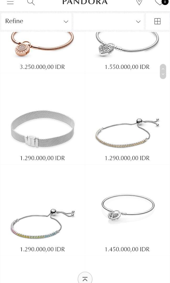 Pandora Bracelet ORIGINAL NEW