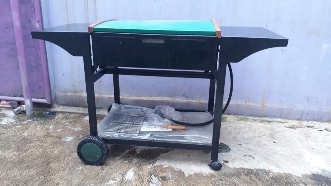 Pemanggang Barbecue