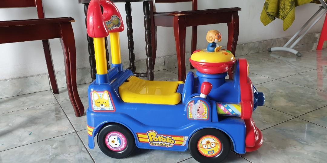 Pliko Mobil Dorong
