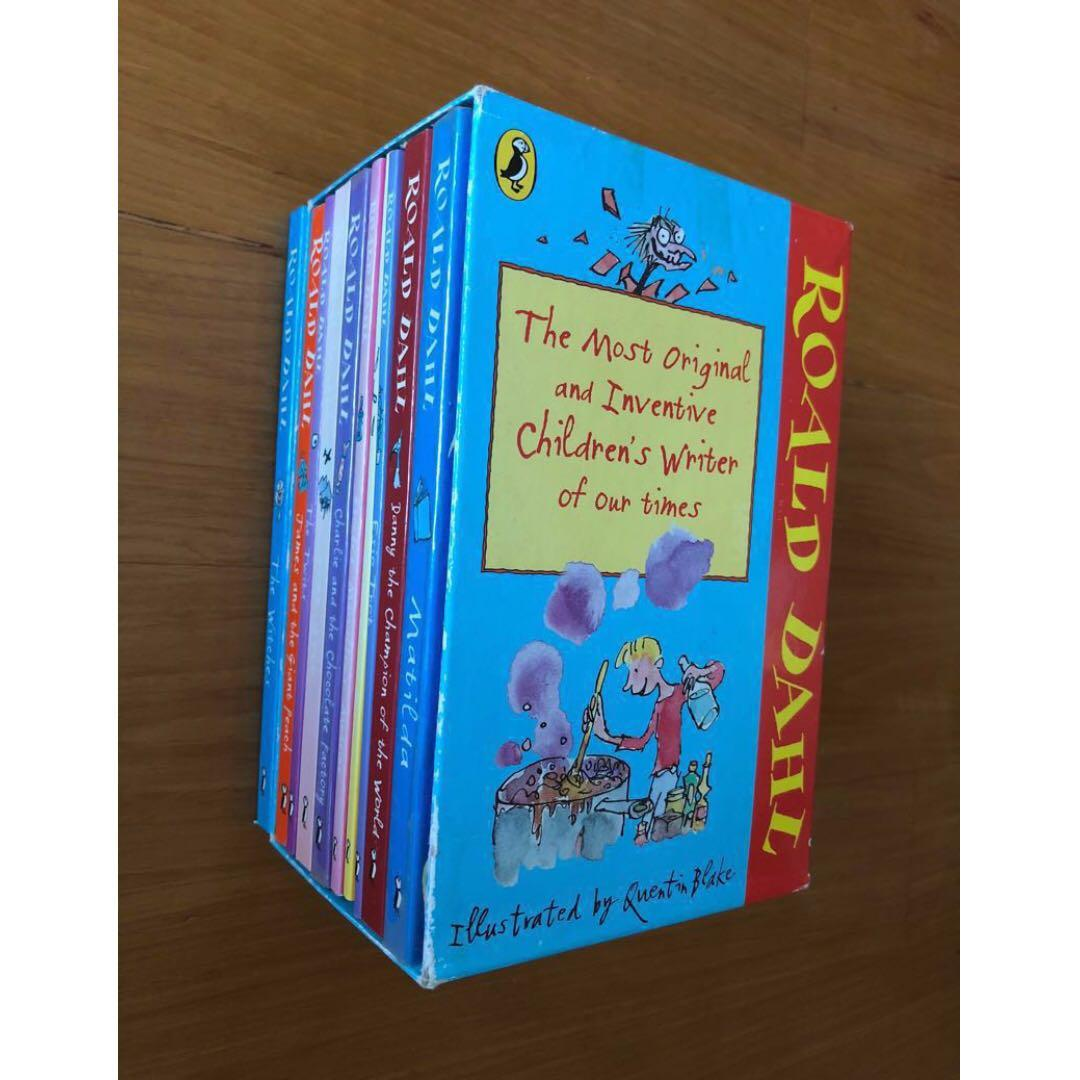 Roald Dahl – The Most Original and Inventive Children's Writer of our times