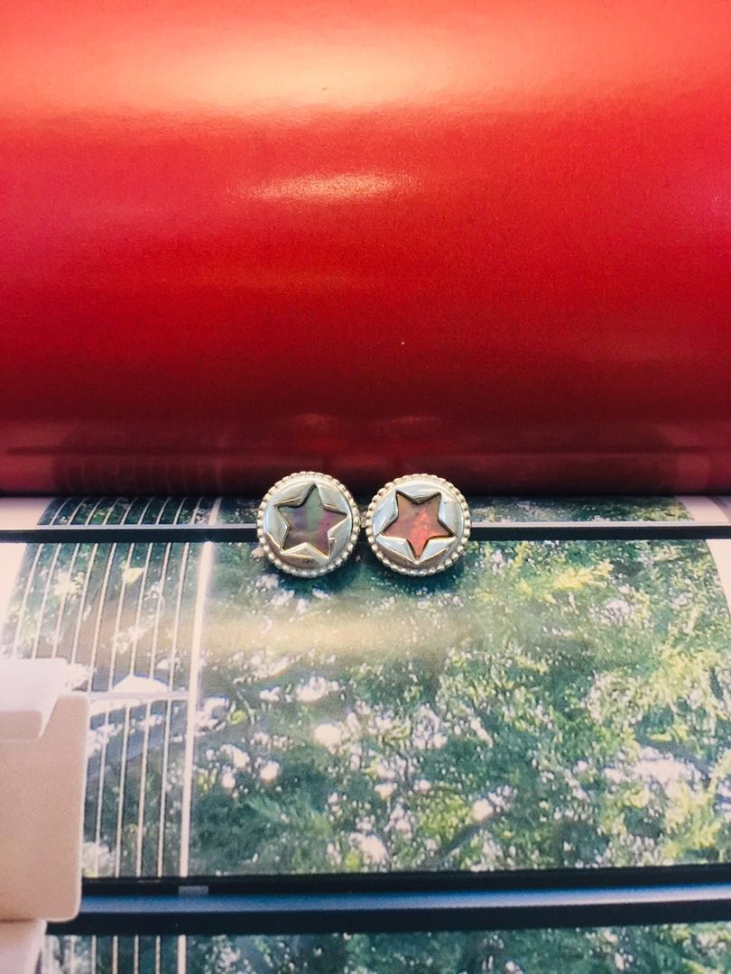 4c8f6a84f DEBENHAMS Simply Silver Sterling Earring, Women's Fashion, Jewelry on  Carousell