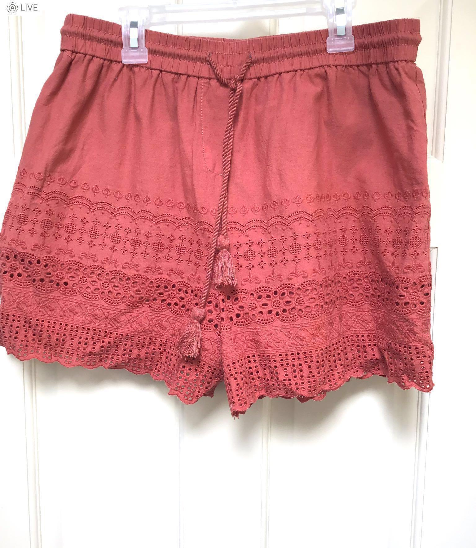 (Set of 3) Women's Shorts Summer Wardrobe Essentials Sz6