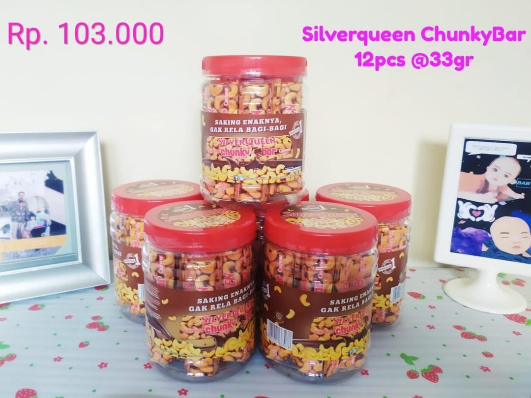 Silver Queen ChunkyBar
