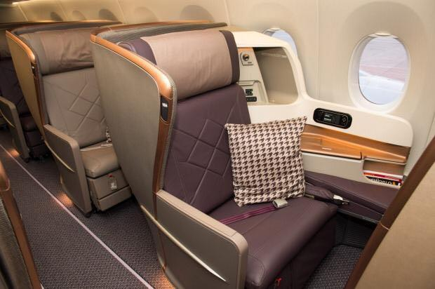 Singapore Airlines(SQ) Suites/First and Business Class tickets