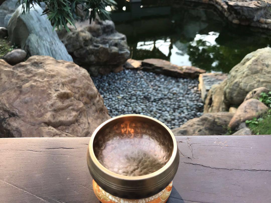 Singing Bowl/頌砵