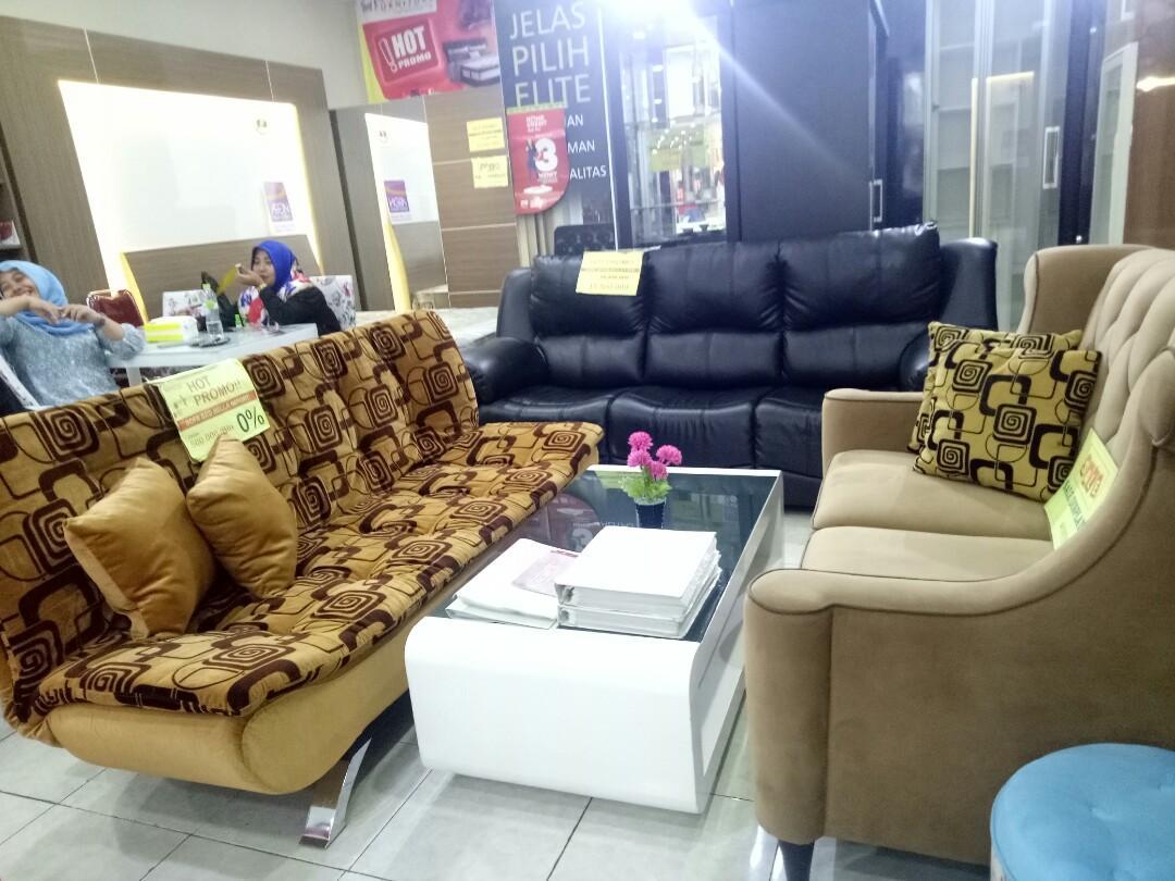 Sofa Bed Cicilan 0%
