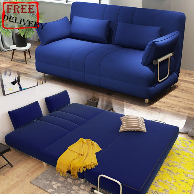 Sofa Cloth Sofa Sofa Bed 120cm Sofa 150cm Sofa Type E Furniture