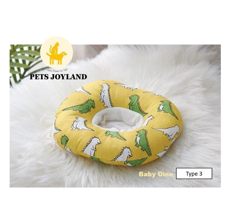 Soft cushion e-collar (S)