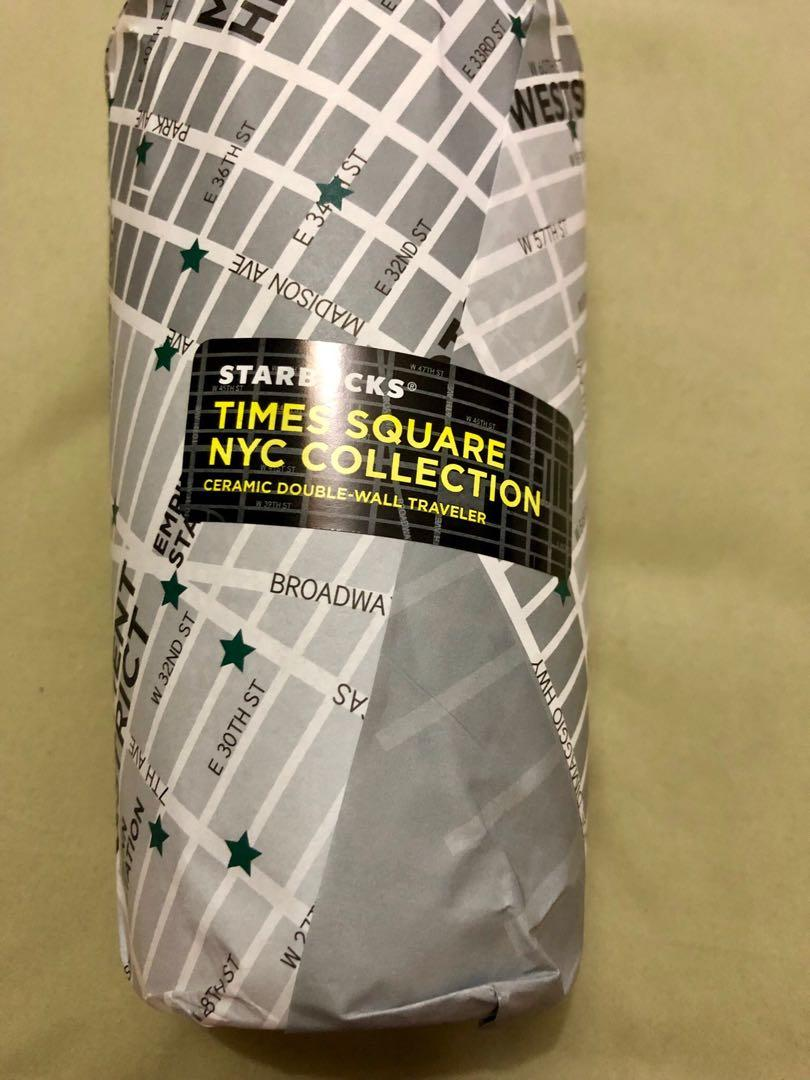 Starbucks Tumbler Mug newyork