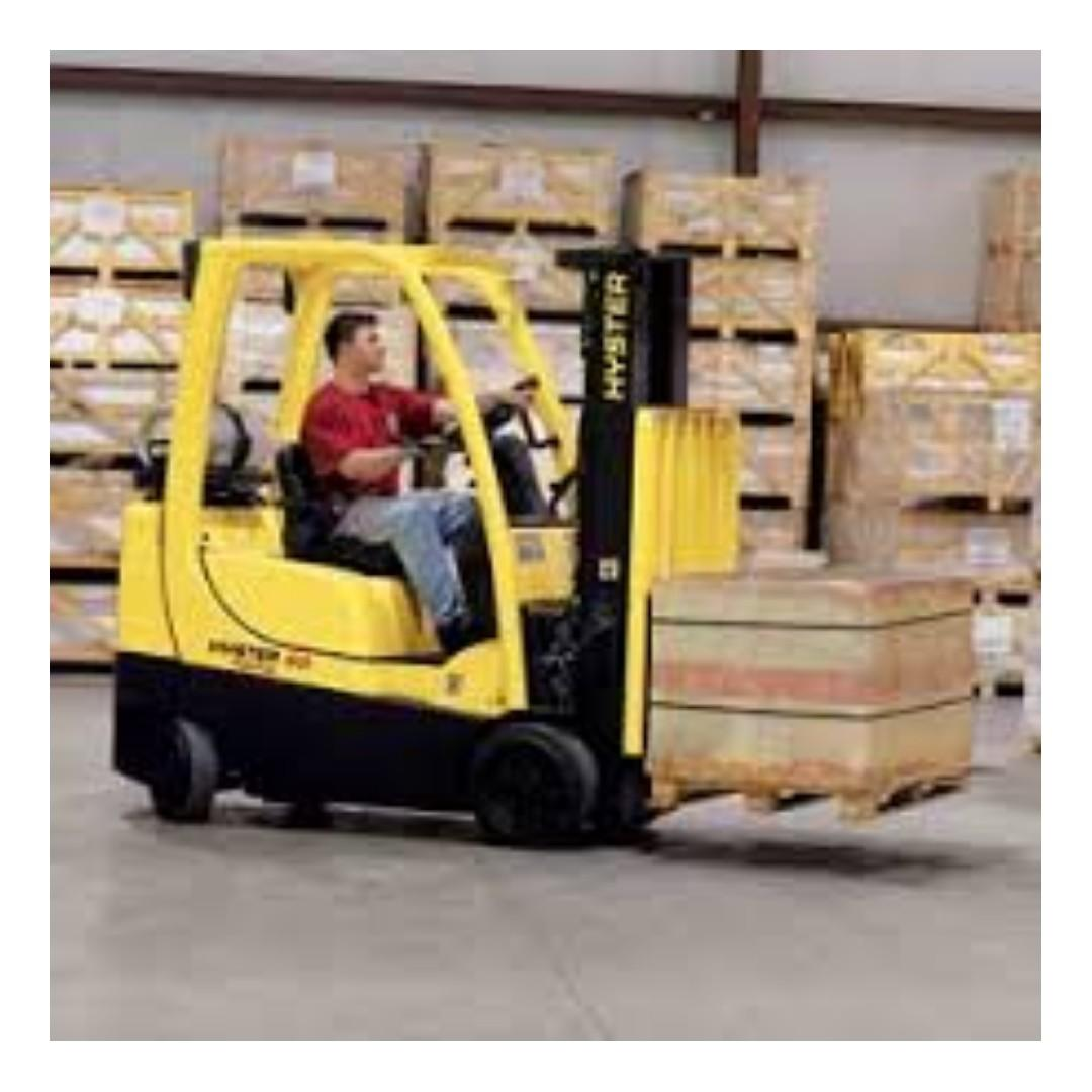 Temp Forklift Driver (West, Up to $2.2k/,mth)
