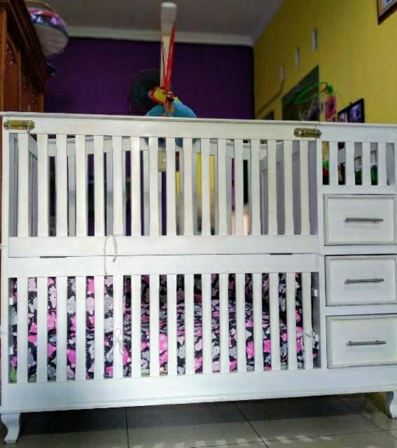 Tempat Tidur Bayi preloved