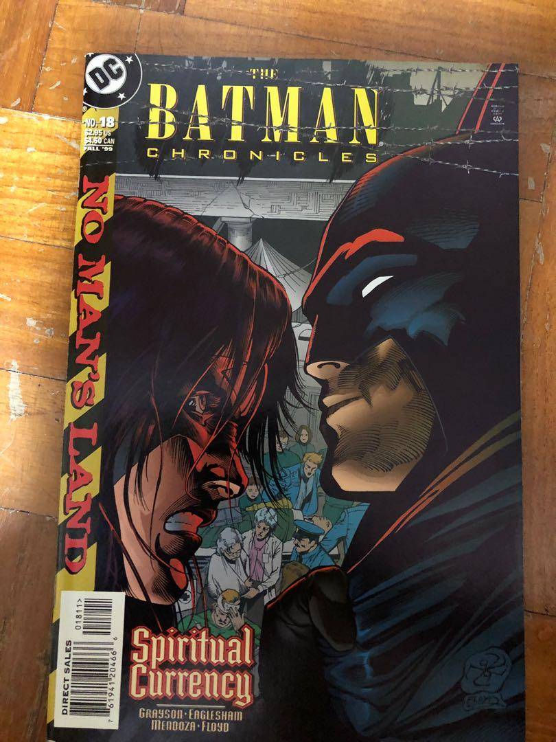 The Batman chronicles no 18 sep 1999