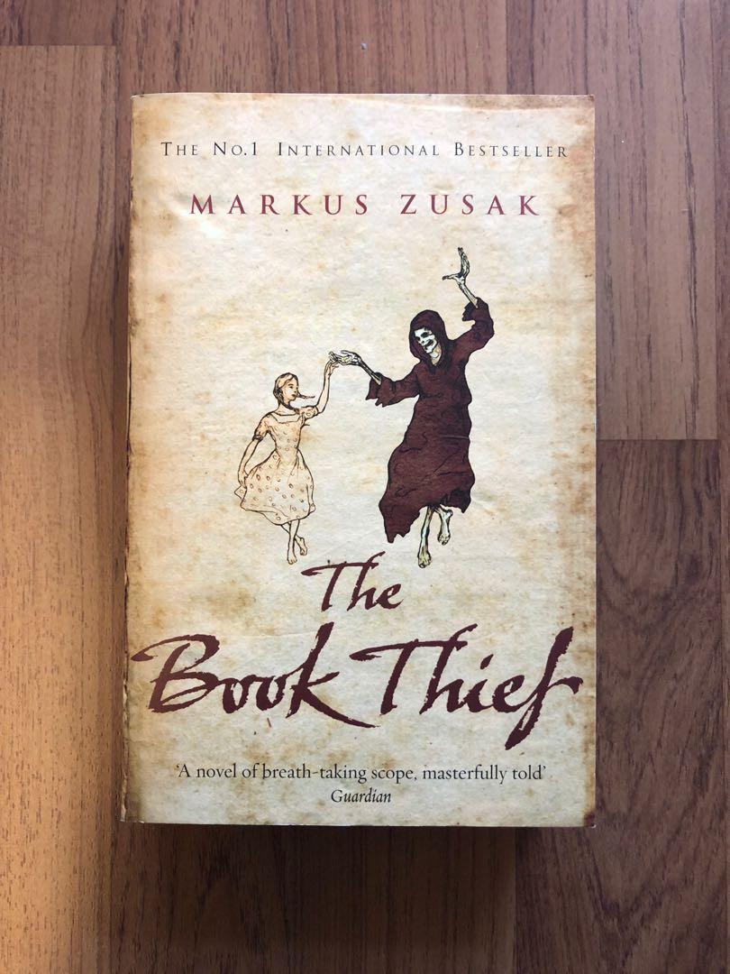 The Book Thief 偷書賊