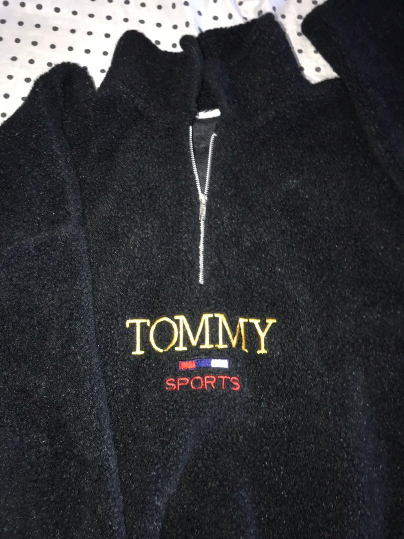 Tommy Hilfiger Fleece Quarter Zip
