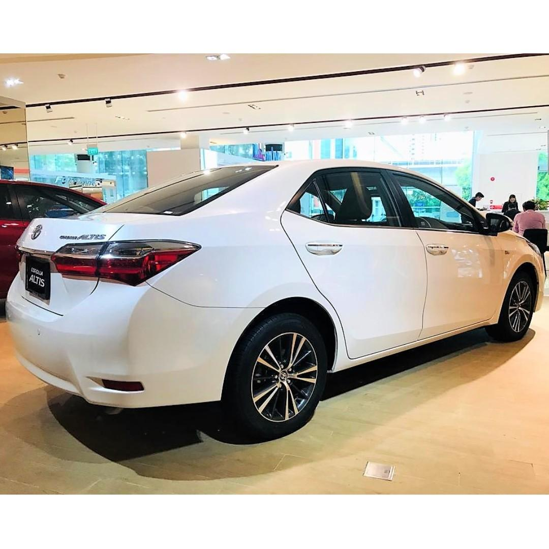Toyota Altis 1.6A Standard
