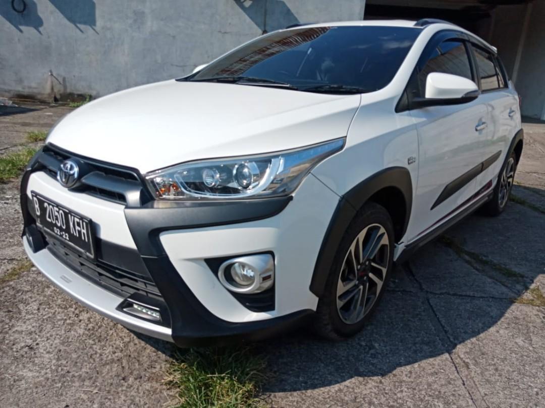 Toyota Yaris heykers matic 2017