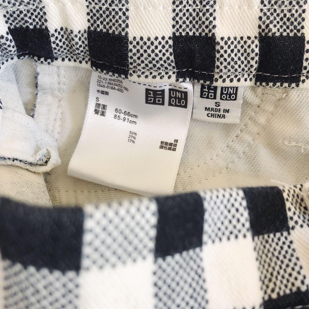 Uniqlo兩件褲子