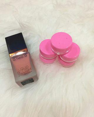 [Share In Jar 3gr] O.TWO.O Liquid Blush