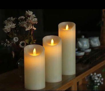 婚後物資 搖搖頭 電子 蠟燭燈