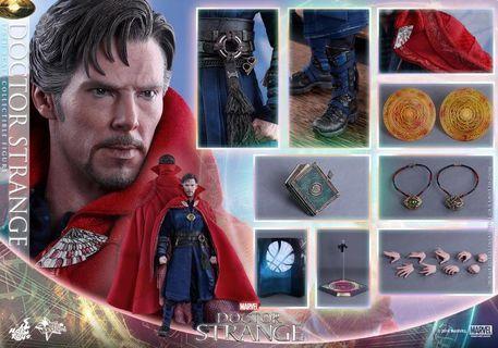 WTS Hot Toys Doctor Strange