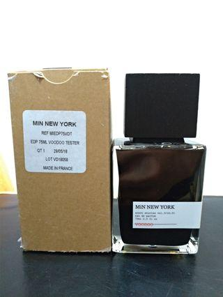 Perfume Decant: MiN New York Voodoo
