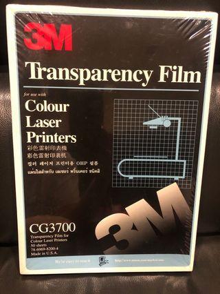 3M OHP Transparency Film