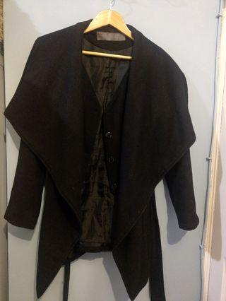 Zara Basic 挺版好幾穿超好看大衣外套