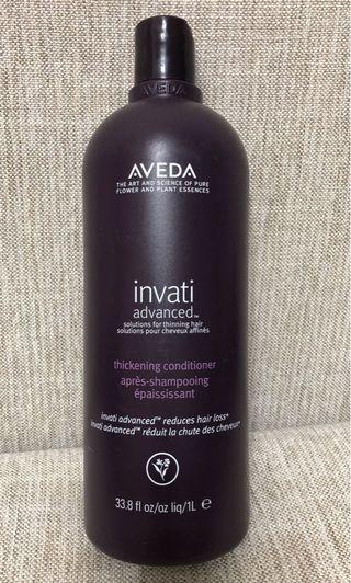 AVEDA藴活菁華潤髮乳1000ml瓶裝