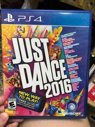 🚚 JUST DANCE 2016 亞版英文版