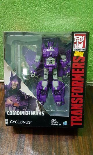 Transformers Cyclonus Hasbro