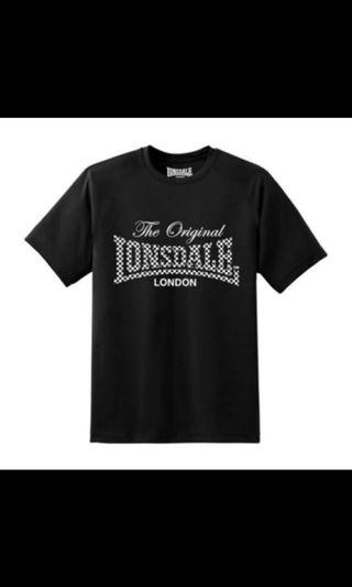 BRAND NEW AUTHENTIC LONSDALE MEN T-SHIRT