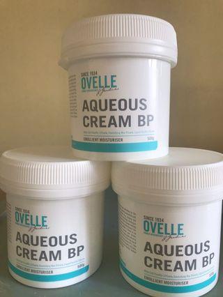 Aqueous Cream水溶性滋潤乳霜溶