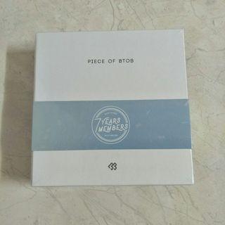 [WTS] BTOB 7Y7M POB - Piece of BTOB
