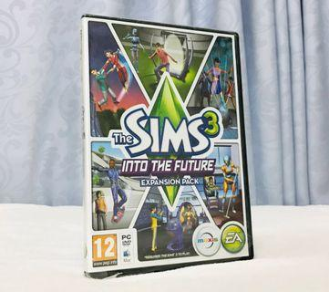 PC game The Sims 3 模擬市民 Into the Future