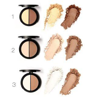 Focallure Highlight & Contour Powder