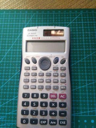 Casio 計算機 fx3650p