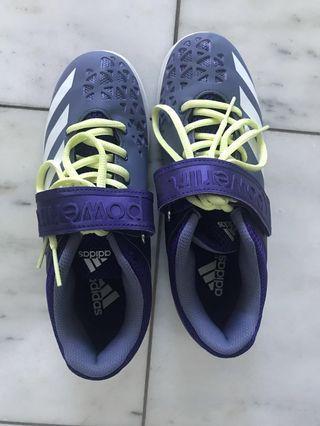 Adidas Powerlifting Shoes size 6
