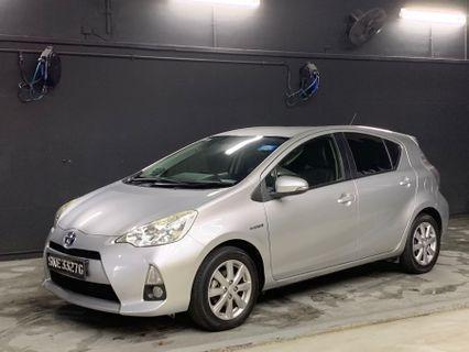 Toyota Prius C 1.5 Hybrid