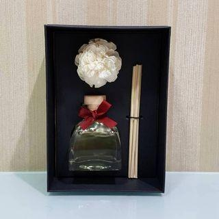 White Rose Car Parfume