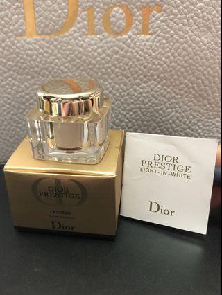 Dior花蜜面霜
