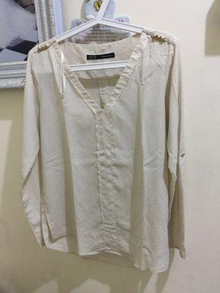 Zara blouse Original