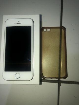 iPhone 5s 16 gb garansi resmi! Ex ibox