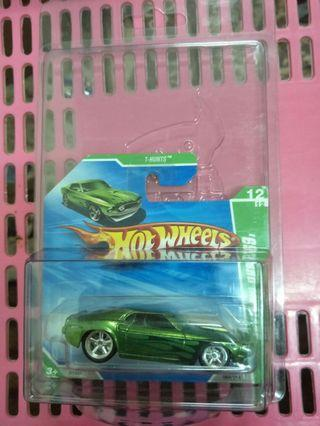 Hotwheels STH 69 Ford Mustang