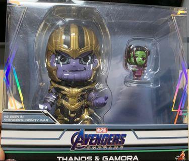 Cosbaby Thanos & Gamora set hottoys 滅霸