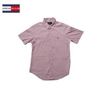 Shirt polo larphlauren